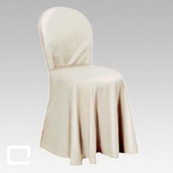 hussenstuhl elegance wei mieten qualyx gmbh. Black Bedroom Furniture Sets. Home Design Ideas
