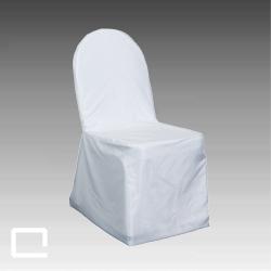 hussenstuhl comfort wei mieten qualyx gmbh. Black Bedroom Furniture Sets. Home Design Ideas