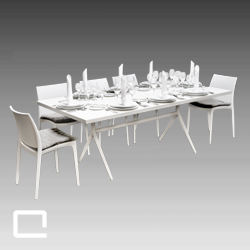 Dining table 2.0 <br/  >100 x 200